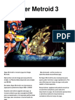 Super Metroid - Detonado (PTBR)
