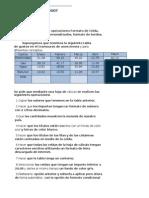 7422405 Ejercicios Excel 2007practicas Excel 2007Practicar Con Las Opciones de Formato de Condidiconal