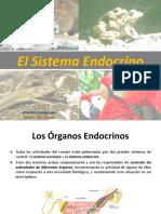 ANATOMIA COMPARADA DE El Sistema Endocrino