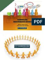 Academia.edu Web 2.0 Slides_pdf