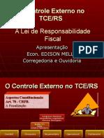 09 Lei de Responsabilidade Fiscal