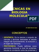 Clase 6 Tecnicas en Biologia Molecular.