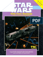 WEG40009 - Star Wars D6 - Strike Force Sh Anti Pole
