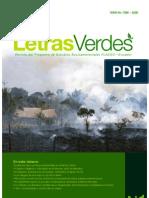 Letras Verdes No.1 - Mayo 2008