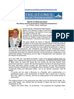 Pietre Stones - History of Persecutions of Spanish Freemasonry
