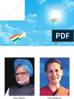 UPA Achievements in India