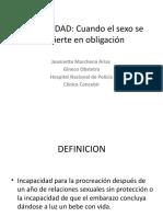 4. Infertilidad UPRP