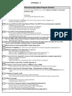 GtoG ADO Checklist