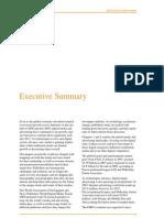 WAN Report 2009 - World Digital Trends Executive Summary