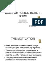 final presentation robotics