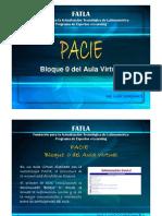 PACIE - Bloque 0