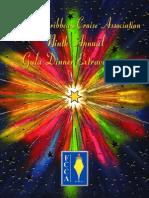 2011 Gala Program Sample