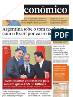 Entrevista RL - Brasil Econômico 17.05.11