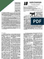 Décima Nona Edição do Jornal da LO