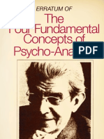 Psycho Analysis Lacan