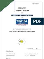 Final Vishal Project by Vipin