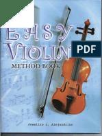 Easy Violin