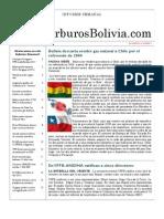 Hidrocarburos Bolivia Informe Semanal Del 16 Al 22 Mayo 2011