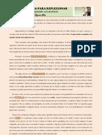Una Historia Para Reflexionar Del Diario de Un Egresado Universitario