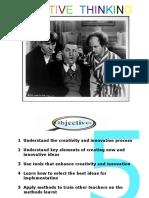 MRSM Creative & Innovative Slides