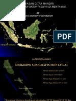 Yayasan Citra Mandiri Mentawai (YCMM)
