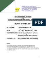 SAA Summary(April2011)