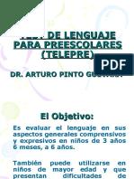 Test de Lenguaje Para Preescolares (Telepre)