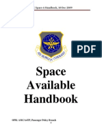 Space a Handbook