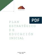 Plan Estrategico Educacion Inicial Peru