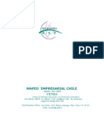 Mapeo rial de Chile