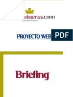 Presentacion Proyecto Web