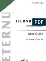 Eternus2000 Userguide