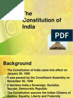 5551.Constitution of India