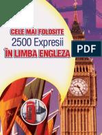 Bonus 1 - Cele Mai Folosite 2500 Expresii in Limba Engleza