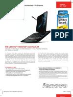 ThinkPad x220 Tablet