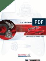 SPICER-Eje-Diferencial