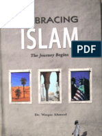 Bk Embracing Islam the Journey Begins