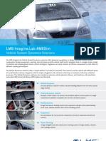 FLY Imagine.lab Vehicle System Dynamics LR19!11!07