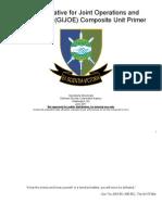 GIJOE Organization Doc Rev6c Chapter 1-3