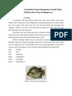 Aplikasi Bioteknologi Akuakultur Dengan Menggunakan Genetik Marker Untuk Budidaya Ikan Titang