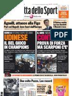 Gazzetta dello Sport - 23 Maggio 2011