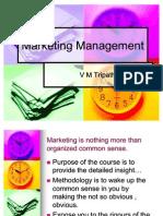 Marketing Management 1