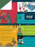 Actividades didácticas sobre arte e historia para público infantil en Zaragoza