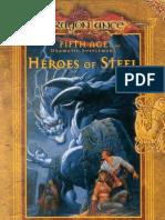 Dragon Lance - Heroes of Steel