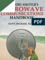 The Radio Armateur Microwave Communications Handbook