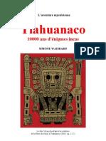 Aventure Mystérieuse Simone Waisbard Tiahuanaco 10000 ans d'égnimes incas