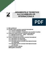Teorii Ale Comertului International