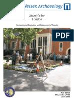 Time Team - Lincoln's Inn