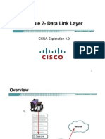 CCNA Exp1 - Chapter07 - Data Link Layer