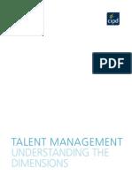 1209037715 QzlP Cipd - Talent Management Understanding the Dimensions